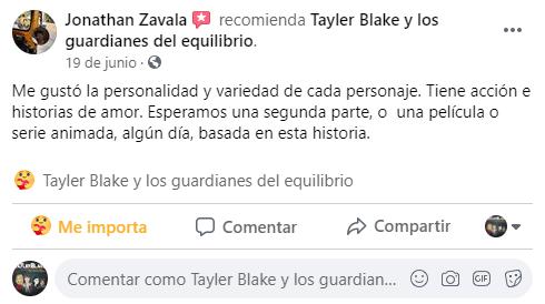 Reseña de Facebook J